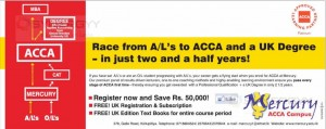 ACCA Courses in Srilanka by Mercury ACCA Campus