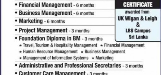 Diploma Programmes for the Start up your Professions – by London Business School