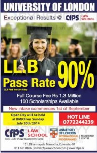 University of London LLB Degree Programme from cfps