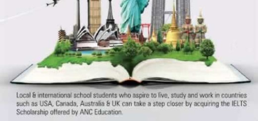 3000 IELTS Scholarships from ANC