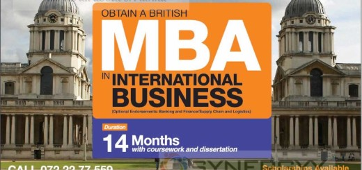 University of Greenwich MBA in Sri Lanka
