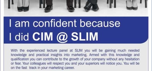 CIM at SLIM