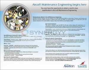 Aircraft Maintenance Engineering from Sri Lankan Aviation College