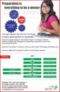 ACBT – Australian Degree Programme