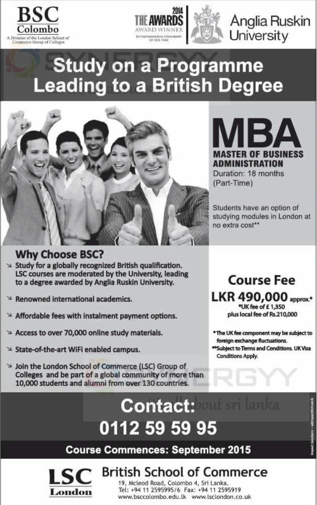 anglia ruskin university mba application form