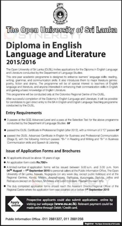 english literature papers sri lanka Find the past papers, not on wowlk on our online repository of pearson edexcel past papers.