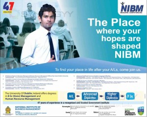 NIBM Sri Lanka – Business Management Degree Courses