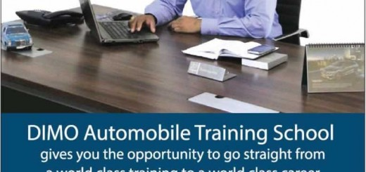 DIMO Automobile Training School
