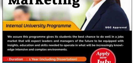 Cardiff Metropolitan University MSc Strategic Marketing by ICBT Campus
