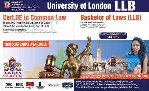 University of London LLB by Horizon Campus