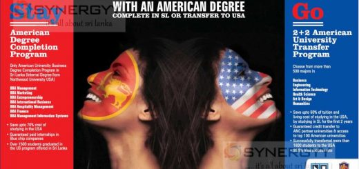 American Degree Programmes in Sri Lanka