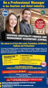 Certified Hospitality Finance and Management Accountant (CHFMA)