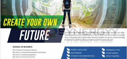 NSBM Degree Programmes in Sri Lanka