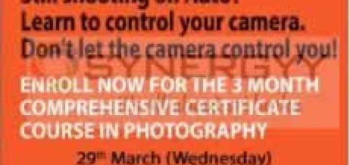 Photography Classes for Adult and Students at Photography Society of Sri Lanka