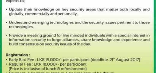 10th Annual National Conference on Cyber Security